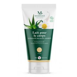 Maurice Mességué Lait corps au lait d'ânesse bio 150.0ml soin hydratant bio pour le corps Les Copines Bio