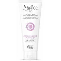 Marilou Masque visage purifiant  75ml produit de soin pour le visage Les Copines Bio