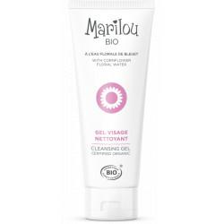 Marilou Bio Gel nettoyant visage  75ml produit d'hygiène pour le visage Les Copines Bio