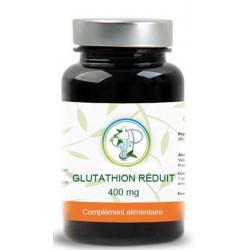 Planticinal Glutathion réduit GSH 400 mg antioxydant modulateur de l'inflammation Les copines bio