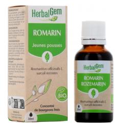 Herbalgem  Romarin bio Flacon compte gouttes 50ml Complément alimentaire Les Copines Bio