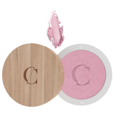 Couleur Caramel Ombre à paupières No  097 Rose pétillant nacré 1.7gr splendide et originale les copines bio