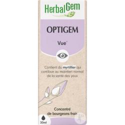 Herbalgem  Optigem Flacon compte gouttes 50ml  Complément alimentaire Les Copines Bio