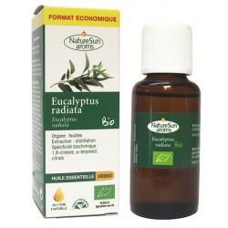 Naturesun aroms Huile essentielle eucalyptus radiata 30ml les copines bio