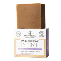 Ballot-Flurin Pain Hygiène Intime à la Propolis  100g produit d'hygiène féminine Les Copines Bio