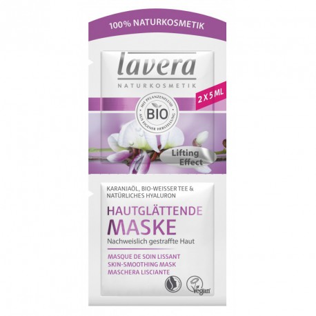 Masque de soin raffermissant Huile de Karanja 2x5ml
