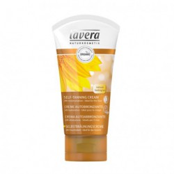 Lavera Crème Autobronzante Visage 50 ml soin solaire bio les copines bio