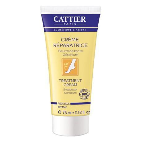 Crème réparatrice Pieds secs-75 ml