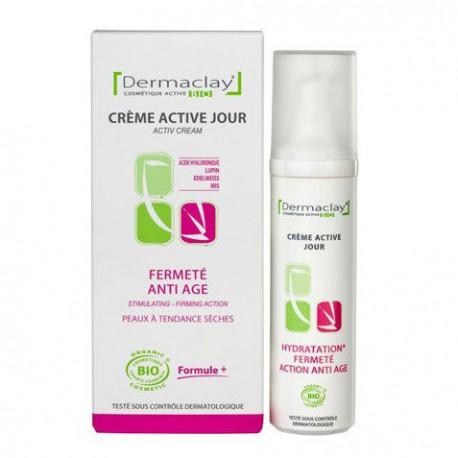 Crème Jour Hydratation Fermeté Anti-âge-Flacon airless 50 ml