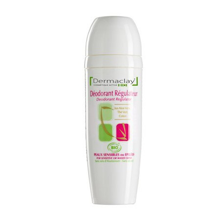 Dermaclay Déodorant régulateur 40 ml déodorant bio