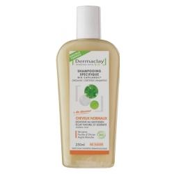 Dermaclay Shampooing Usage fréquent 250 ml cosmétique bio les copines bio