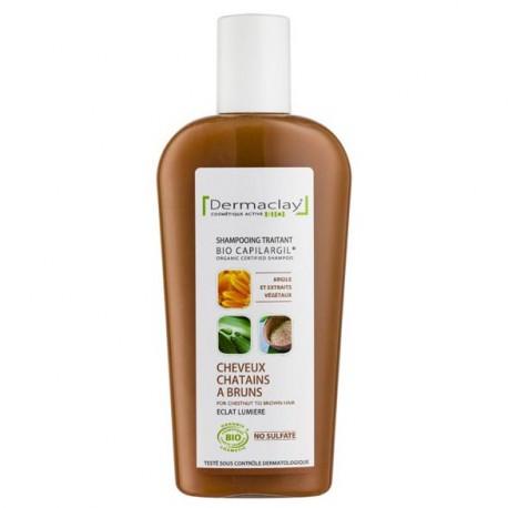Shampooing Cheveux Châtains à Bruns-250 ml