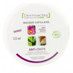 Dermaclay Masque Capillaire Anti-Chute 125 ml les copines bio