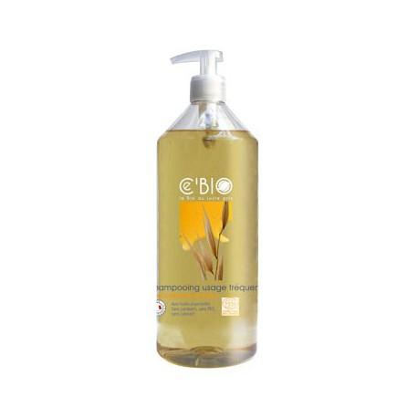 Shampooing usage fréquent Miel Calendula Avoine 1 Litre