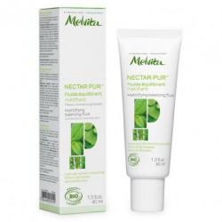 Melvita Fluide hydratant matifiant Nectar Pur 40ml soin hydratant bio les copines bio