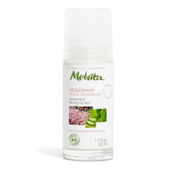 Melvita Déodorant Peaux sensibles 50 ml déodorant bio les copines bio