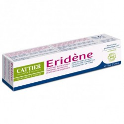 Cattier Dentifrice Eridène Blanchissant sans sulfates - sans fluor  75 ml Les copines bio