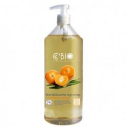 Bain & douche Agrumes-1 l - Aux huiles essentielles bio
