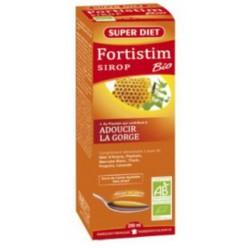 Super Diet Sirop Fortistim Plantain adoucissant 200ml