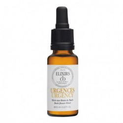 Elixir & Co Elixir urgences 20ml les copines bio