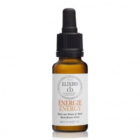 Elixir & Co Elixir energie 20ml les copines bio