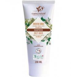 Shampooing cheveux gras 200 ml - Sans ammonium lauryl sulfate